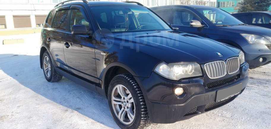 BMW X3, 2007 год, 710 000 руб.