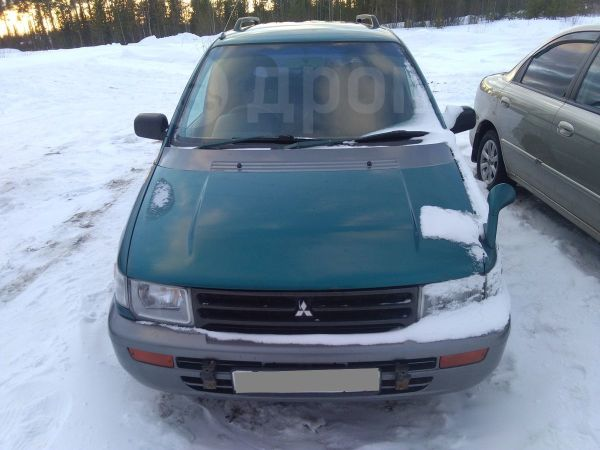 Mitsubishi RVR, 1996 год, 142 000 руб.