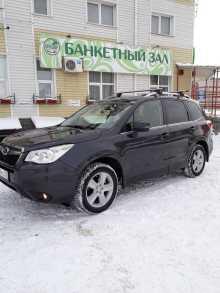Барнаул Forester 2013