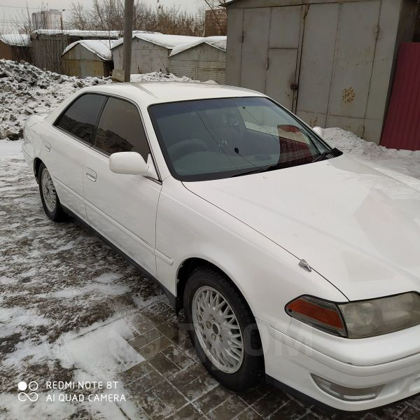 Toyota Mark II, 2000 год, 239 000 руб.