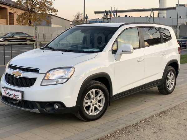 Chevrolet Orlando, 2014 год, 717 000 руб.