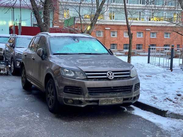 Volkswagen Touareg, 2012 год, 1 300 000 руб.