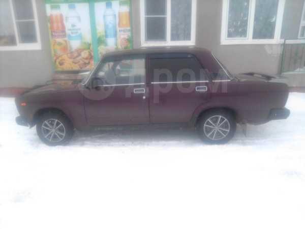 Лада 2107, 2008 год, 75 000 руб.