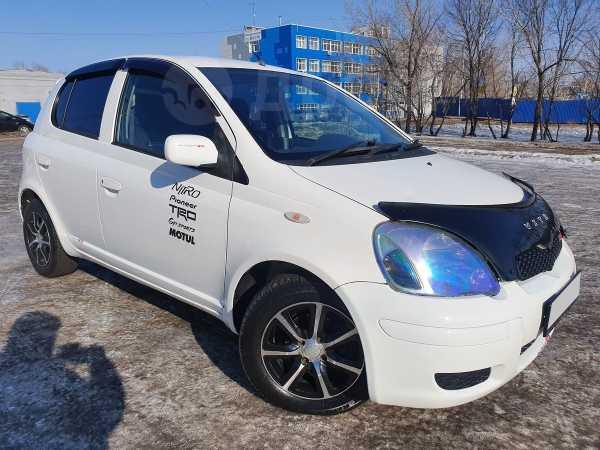 Toyota Vitz, 2003 год, 185 000 руб.