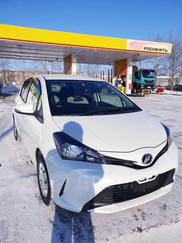 Toyota Vitz, 2015 год, 499 000 руб.