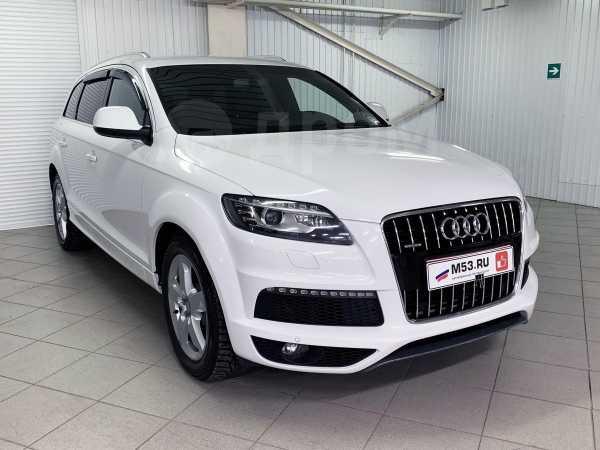 Audi Q7, 2012 год, 1 307 600 руб.