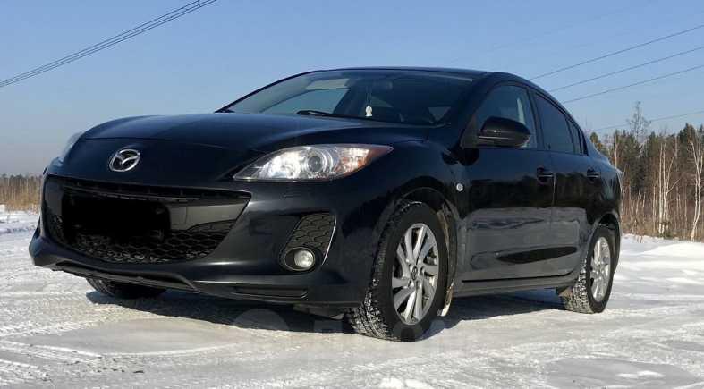Mazda Mazda3, 2013 год, 710 000 руб.