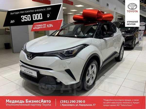 Toyota C-HR, 2019 год, 1 977 500 руб.