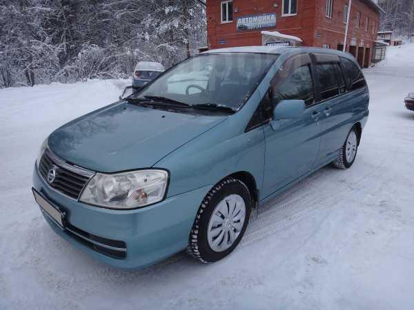 Nissan Liberty, 2002 год, 220 000 руб.
