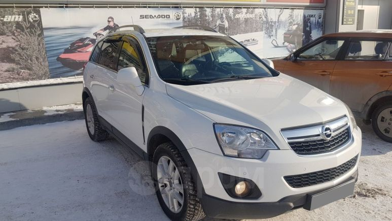 Opel Antara, 2013 год, 815 000 руб.