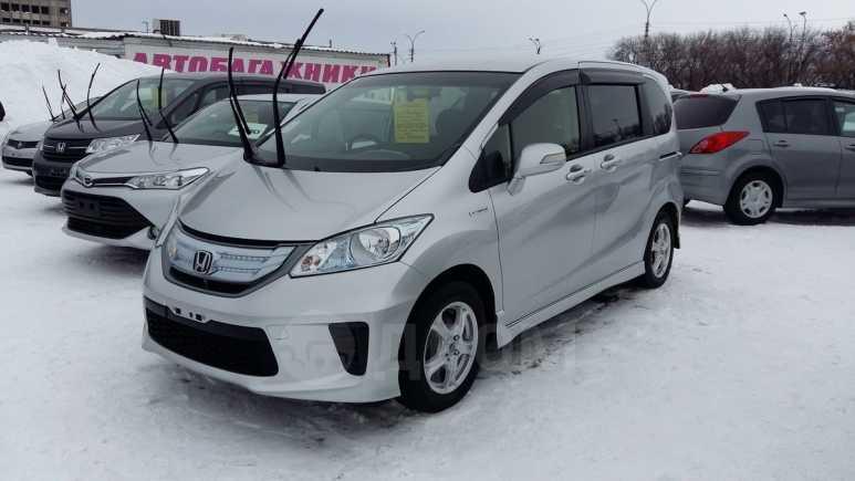 Honda Freed, 2012 год, 758 000 руб.