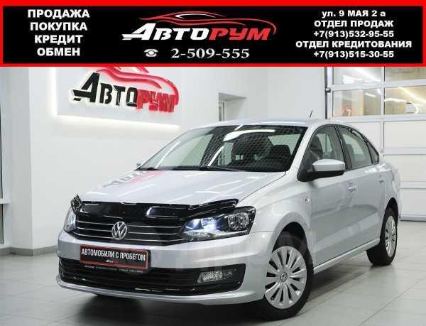 Volkswagen Polo, 2018 год, 797 000 руб.