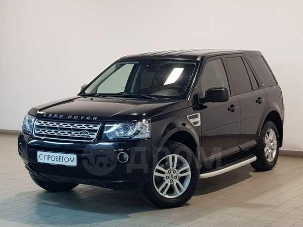 Land Rover Freelander, 2013 год, 988 000 руб.