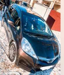 Иркутск Honda Fit 2012