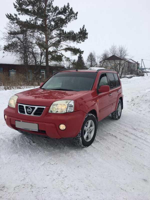 Nissan X-Trail, 2002 год, 415 000 руб.