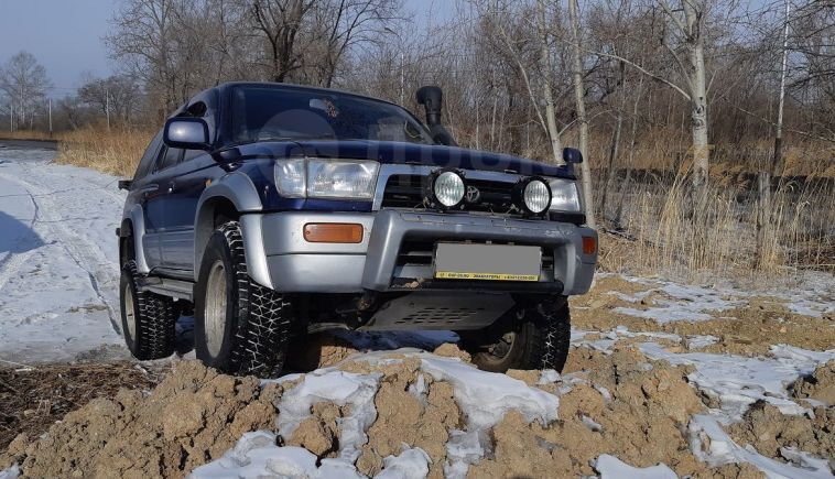 Toyota Hilux Surf, 1996 год, 649 000 руб.