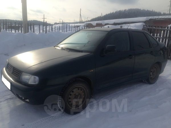 Volkswagen Polo, 1998 год, 145 000 руб.