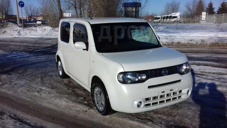 Nissan Cube, 2016 год, 585 000 руб.