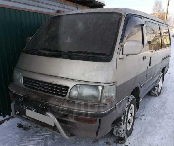 Toyota Hiace, 1996 год, 365 000 руб.