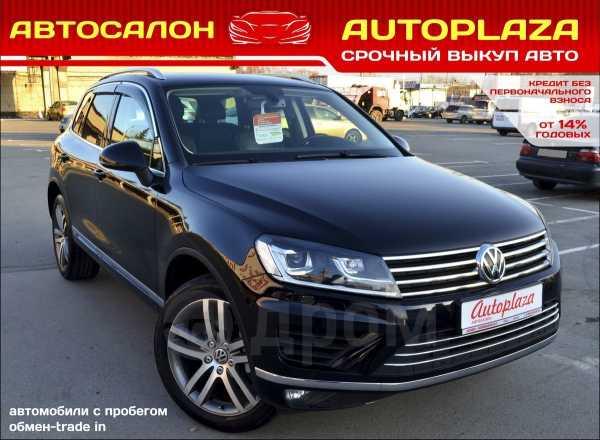 Volkswagen Touareg, 2015 год, 2 550 000 руб.
