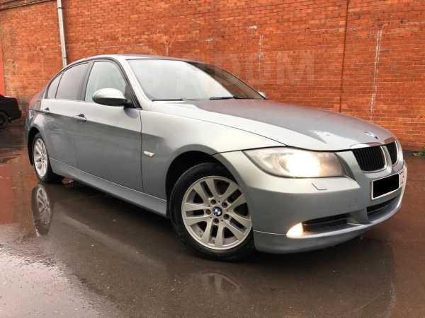 BMW 3-Series, 2007 год, 495 000 руб.