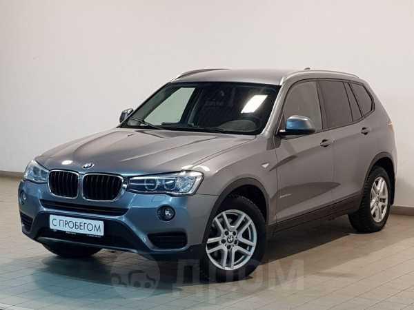 BMW X3, 2016 год, 1 472 000 руб.