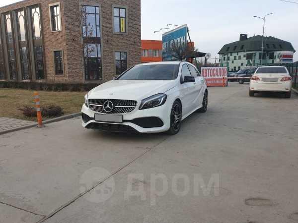 Mercedes-Benz A-Class, 2016 год, 1 290 000 руб.