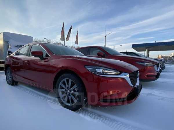Mazda Mazda6, 2019 год, 1 848 000 руб.