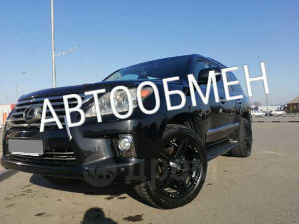 Lexus LX570, 2012 год, 2 400 000 руб.