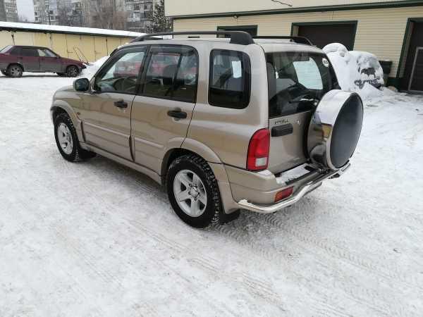 Suzuki Grand Vitara, 2003 год, 475 000 руб.