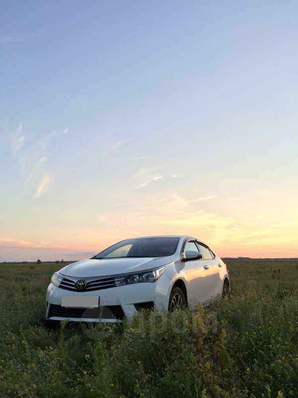 Toyota Corolla, 2014 год, 770 000 руб.