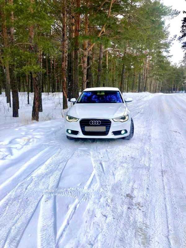 Audi A6, 2013 год, 950 000 руб.