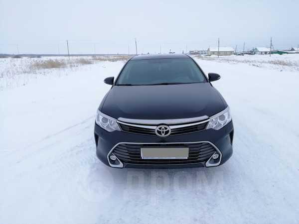 Toyota Camry, 2018 год, 1 480 000 руб.