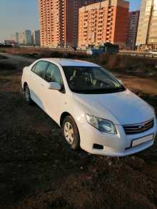 Краснодар Corolla Axio 2010