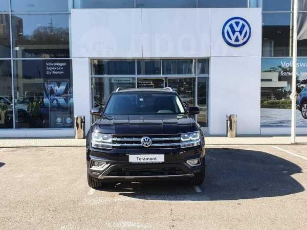 Volkswagen Teramont, 2019 год, 4 172 000 руб.