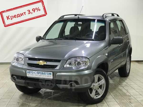 Chevrolet Niva, 2014 год, 329 741 руб.