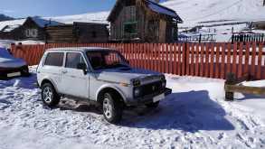 Чемал 4x4 2121 Нива 1996