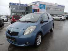 Липецк Toyota Yaris 2008