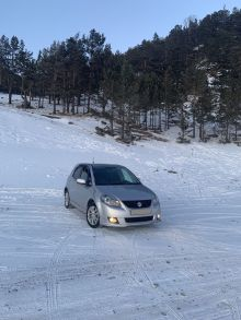 Иркутск Suzuki SX4 2013
