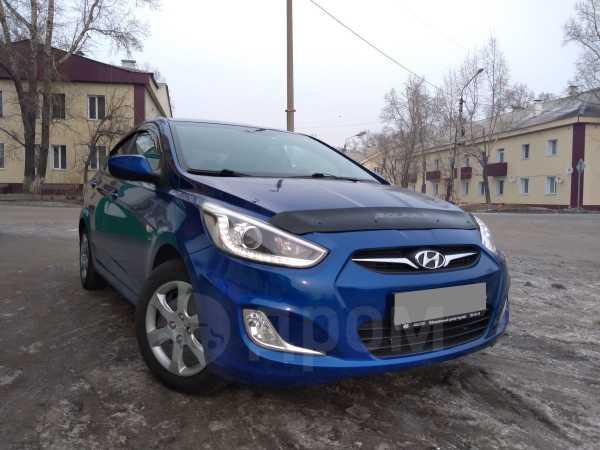Hyundai Solaris, 2013 год, 523 999 руб.