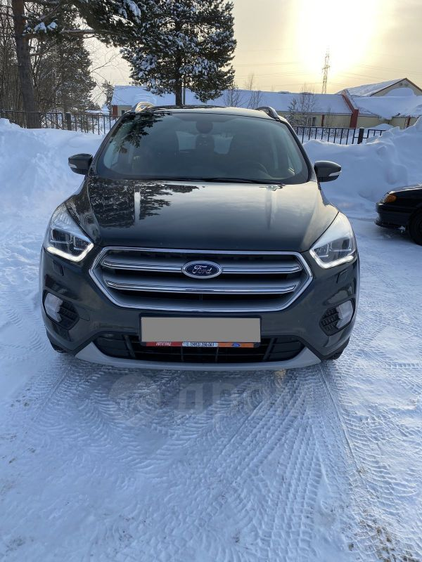 Ford Kuga, 2018 год, 1 550 000 руб.