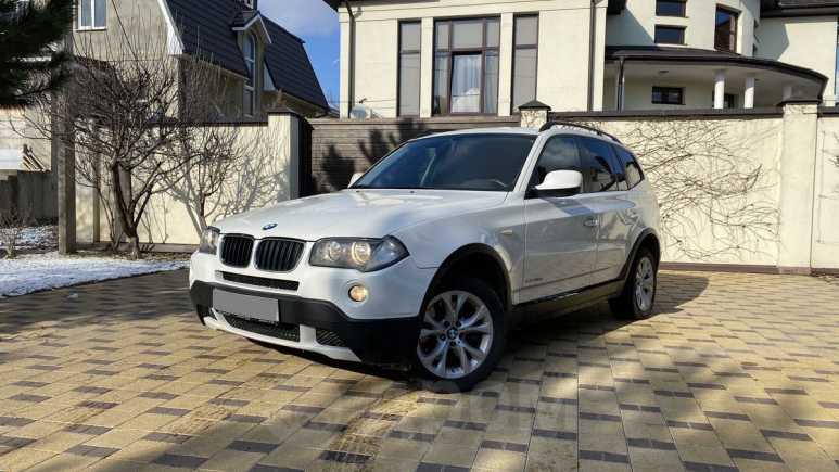 BMW X3, 2010 год, 720 000 руб.
