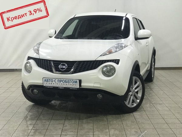 Nissan Juke, 2014 год, 623 430 руб.