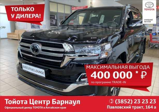 Toyota Land Cruiser, 2019 год, 6 166 000 руб.