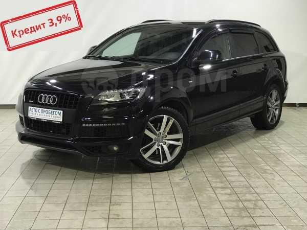 Audi Q7, 2012 год, 1 421 541 руб.