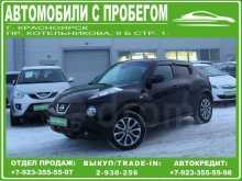 Красноярск Juke 2013