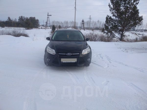 Ford Focus, 2012 год, 450 000 руб.