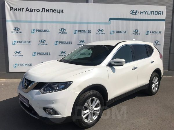 Nissan X-Trail, 2017 год, 1 170 000 руб.