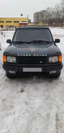 Омск Range Rover 2001