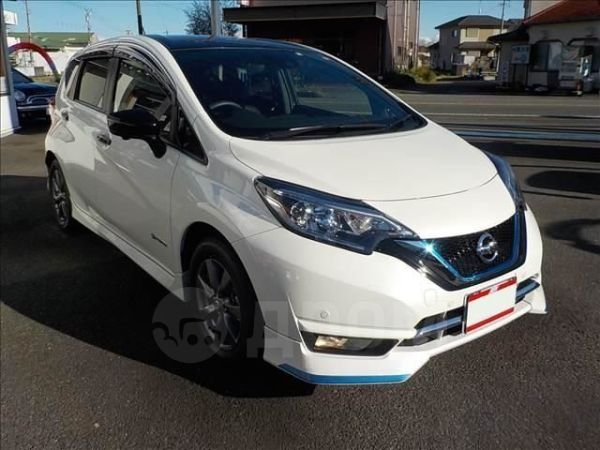 Nissan Note, 2018 год, 367 000 руб.